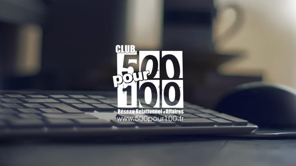 logo 500pour100